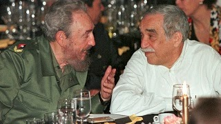Gabo-and-Fidel