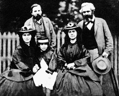 Marx-Family_and_Engels